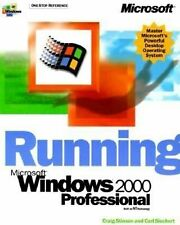 Running Microsoft Windows 2000 Professional (Running)
