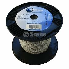 NEW 200' 200 Foot Roll Starter Recoil Pull Rope Line #4 1/2 Go Cart Kart Engine