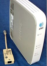 AT&T 2WIRE 2701HGB WIRELESS GATEWAY ROUTER MODEM, ATT UVERSE DSL INTERNET FILTER