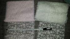 Nicht elastische Tüll Spitze  in rosa mit  27 cm breit
