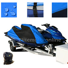 Kawasaki Jet Ski Ultra 150 Custom Fit Trailerable JetSki PWC Cover 1999 -2005