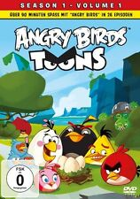 DVD  * ANGRY BIRDS TOONS - STAFFEL / SEASON 1 - VOLUME 1  # NEU OVP