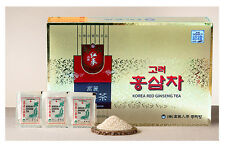 Herb Korean RED Ginseng Tea 0.10oz(3g)  100 Packets  Reduce Stress  No Caffeine