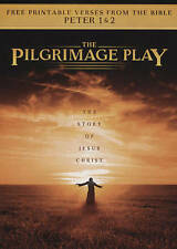 The Pilgrimage Play DVD, 2016 The Story of Jesus Christ Brand New Sealed