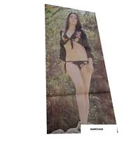 EDWIGE FENECH Rare SEXY POSTER printed in Spain 1975  - Unused EX!!!