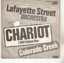 "4634-19  7"" Single: Lafayette Street Orchestra - Chariot (I Will Follow Him)"