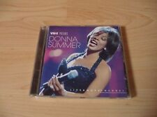 CD Donna Summer - Encore - Live & More - 1999 - 13 Songs