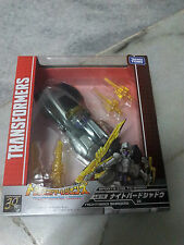 Transformers Legend Deluxe LG 15 Nightbird Shadow Takara MISB