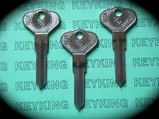 Volkswagen Keyblanks x 3 , Key Blank, VW, Volkswagon-Free Post