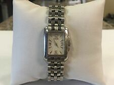 Authentic Concord Tank Sportivo Women's Stainless Steel Watch