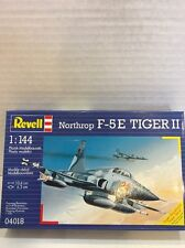 04018-A Revell 1:144 Scale F-5E Tiger Fighter Model Kit