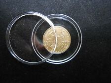 10 Airtite Holder Coin Capsules DIRECT FIT for US 1/10oz GOLD EAGLE, 16 mm