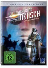 Der unsichtbare Mensch - Science Fiction - DVD - NEU