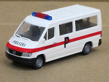 "Mercedes-Benz Sprinter Bus ""Kantonspolizei"" in weiß/rot, Wiking, 1:87, o.OVP"