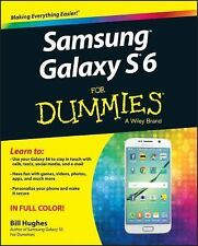 Samsung Galaxy S6 for Dummies® by Bill Hughes (2015, Paperback)