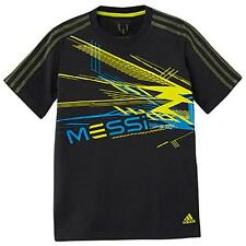 NEW Large Boys Adidas Lionel Messi T Tee shirt LB 13 14 years Barcelona football