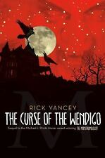The Curse of the Wendigo (The Monstrumologist)-ExLibrary