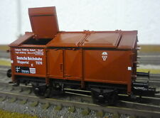 Fleischmann HO 5213K Steel Wagon roof hatches Epoch 2 DRG NEM KKK