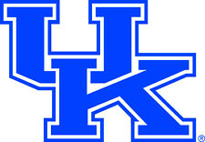 Kentucky Wildcats NCAA Color Die-Cut Decal / Car Sticker *Free Shipping