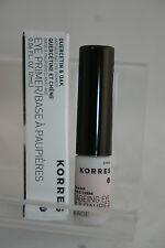 KORRES Quercetin & Oak Anti ageing   EYE PRIMER 2ML BOXED