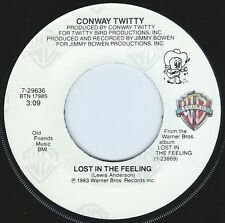 CONWAY TWITTY Lost In The Feeling ((**NEW UNPLAYED 45 from 1983**))