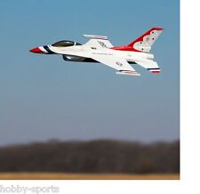 Eflite UMX F-16 R/C Plane Brushless BNF Basic EDF Electric Ducted Fan EFLU2850