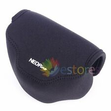 Neoprene Soft High Quality Camera Case Bag Pouch Cover For Fujifilm X30 Black