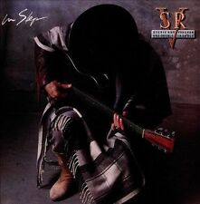 In Step by Stevie Ray Vaughan/Stevie Ray Vaughan & Double Trouble (CD,...