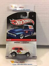 '34 Ford * White * Delivery Garage Hot Wheels * K20