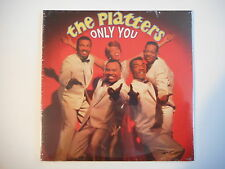 THE PLATTERS : ONLY YOU ▓ CD MAGIC - PORT GRATUIT ▓