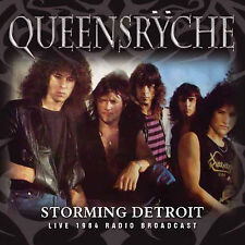 QUEENSRYCHE New Sealed 2016 UNRELEASED 1984 WARNING TOUR LIVE CONCERT CD