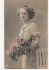 Glamour 1912 RP Postcard 269a