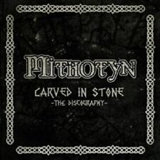 MITHOTYN - Carved In Stone -The Discography- 3CD - 163482