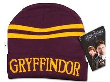 HARRY POTTER Gryffindor House Cap / Hat Warm Costume Cosplay Hot