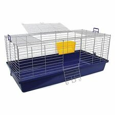 Skyline Maxi XXL Small Pets Guinea Pig Rabbit Cage Lodge Indoor Rabbits Hutch