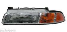 New Replacement Headlight LH / FOR 1995-96 STRATUS BREEZE & CIRRUS