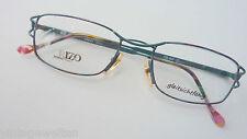Rizo Design außergewöhnliche Brille GR:S 50-19 romantisch verspielt zierlich NEU