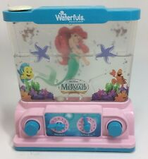 DISNEY THE LITTLE MERMAID WATERFULS HAND HELD GAME TOMY MILTON BRADLEY 2006