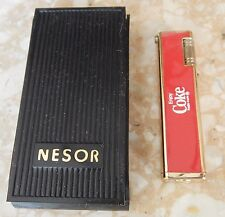 New in Package Coca-Cola Brand Butane Lighter by Nesor