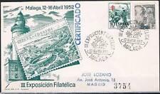 1952.-  MÁLAGA A MADRID