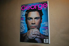 George Magazine September 1999 Rob Lowe Interview