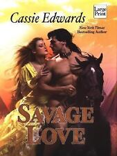 Savage Love-ExLibrary