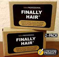 Finally Hair Loss Shampoo Hair Loss Conditioner Bars Help Prevent Hair Fall 2pak