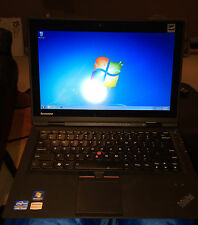 Lenovo Thinkpad X1 Laptop Windows 7 Camera, WIFI, 2.5 GHZ, 4 GB Ram, 320GB HD