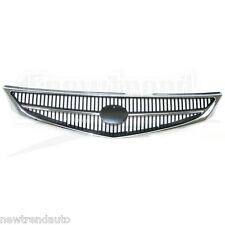 CHROME/BLACK Front GRILLE For Toyota Solara TO1200255 5311133101 New