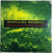 "Wendy & Lisa. Prince: Waterfall 12"" Maxi Single LP 1989 (UK)"