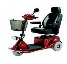 Merits S131 Pioneer 3 Heavy Duty Mobility Scooter 400 lb. Capacity Red or Blue