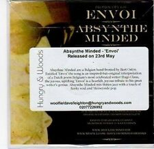 (BY858) Absynthe Minded, Envoi - DJ CD