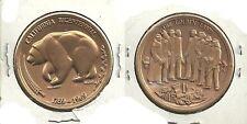 """1969 California Bicentennial """"The Golden Land"""" Medal"""