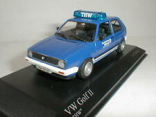 VW VOLKSWAGEN GOLF II 1985 THW MINICHAMPS 400054190 1/43 PHASE 2 DIE CAST MODEL